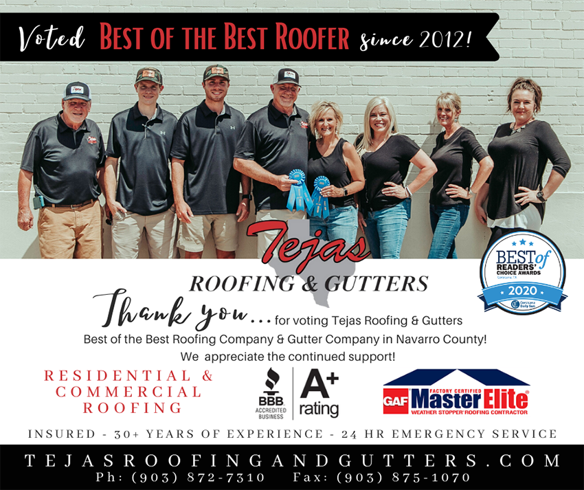 Home Tejas Roofing Gutters